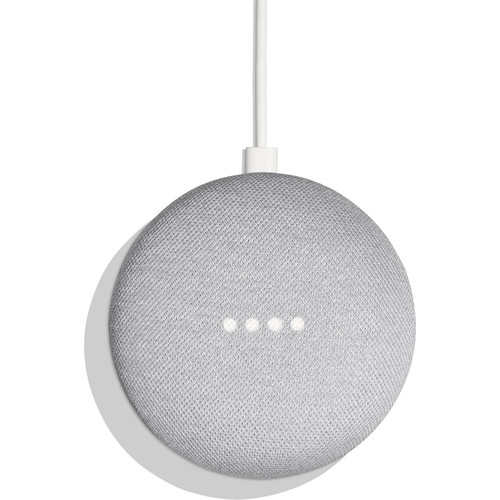 Google Home Mini Virtual Assistant Speaker + $20 GC