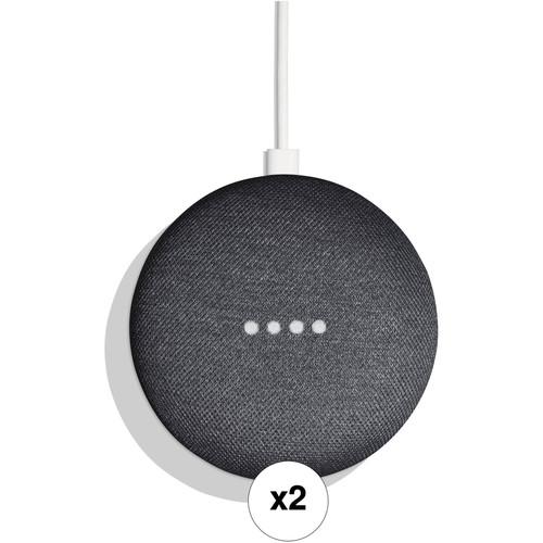 Google Home Mini Pair Kit (Charcoal)