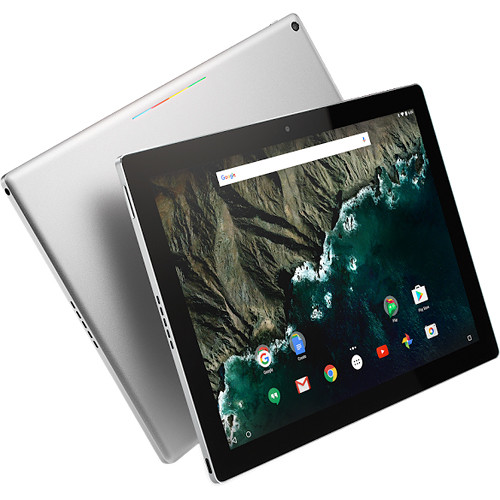 """Google 10.2"""" Pixel C 32GB Tablet (Wi-Fi Only, Silver)"""