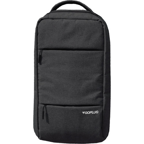GoPlug Computer Backpack (Graphite)