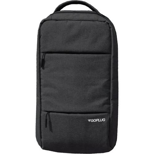 GoPlug Computer Backpack (Graphite)