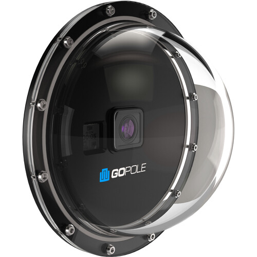 GoPole DomePro Over-Under Dome Port for GoPro HERO7/6/5 & 2018