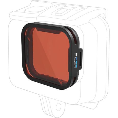 GoPro Red Dive Filter for Super Suit Dive Housing for HERO7/6/5 Black & HERO 2018