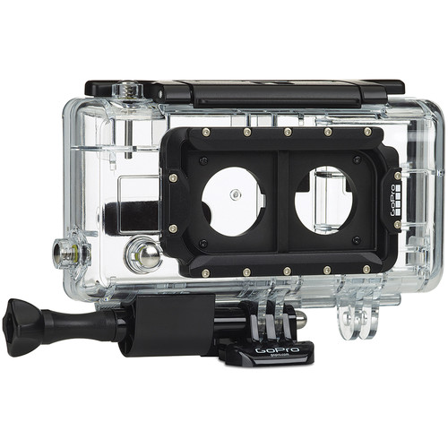 GoPro Dual HERO System for HERO3+ Black Edition Cameras