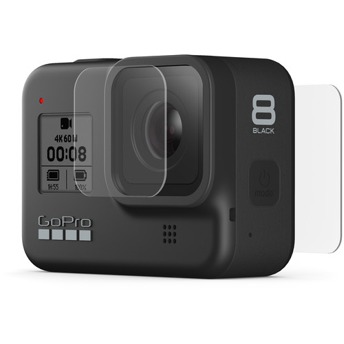GoPro Tempered Glass Lens and Screen Protector Kit for HERO8