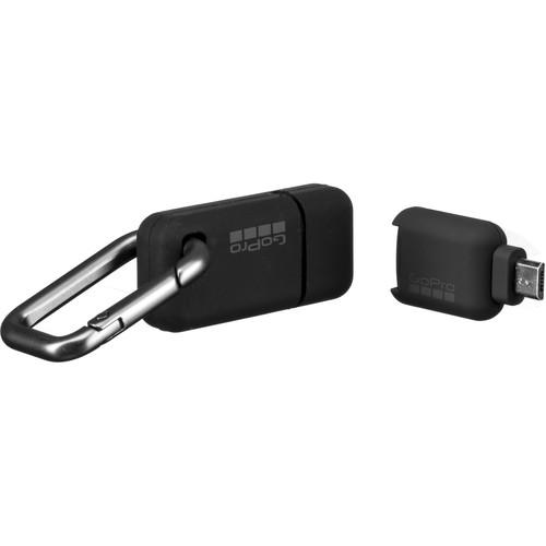 GoPro Quik Key microSD Card Reader (Micro-USB)