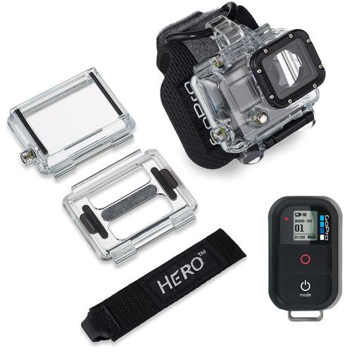 GoPro Remote 1.0 and Wrist Housing Bundle
