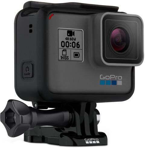 GoPro HERO6 Black Handler Bundle