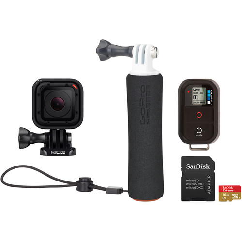 GoPro HERO Session Bundle with The Handler and Remote 1.0
