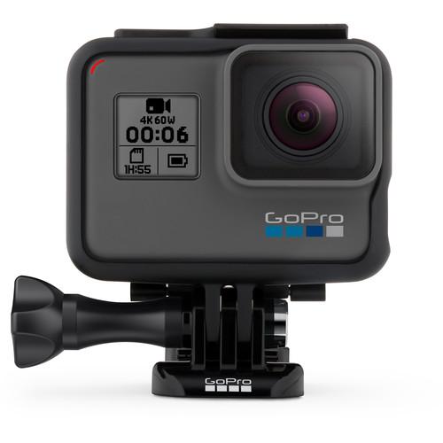 GoPro HERO6 Black 4K Ultra HD Action Camera + $75 GC