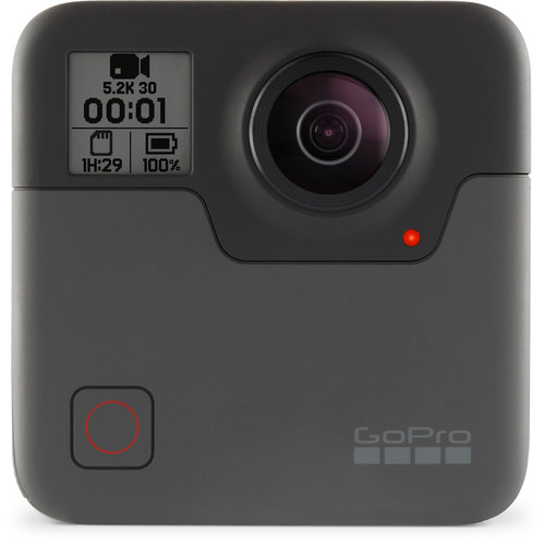 GoPro Fusion 5.2K Ultra HD Camera only $199.00