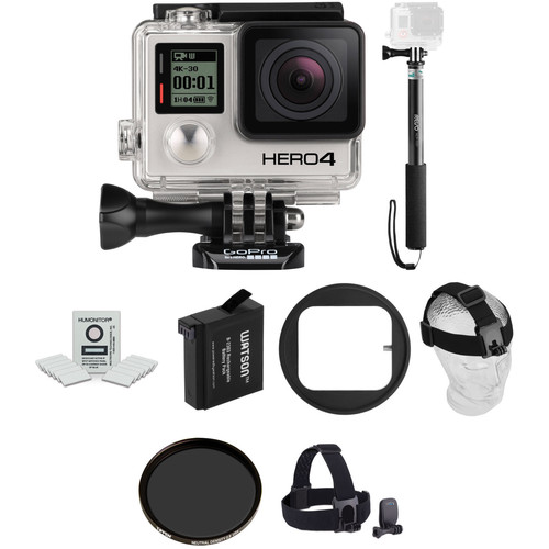 GoPro HERO4 Black Ski Kit