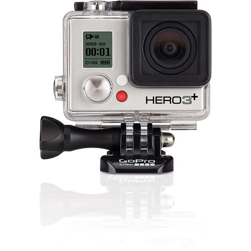 GoPro HERO3+ Silver and WD 2TB My Passport Wireless Kit