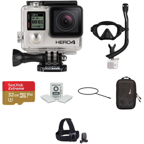 GoPro HERO4 Black Snorkeling Kit