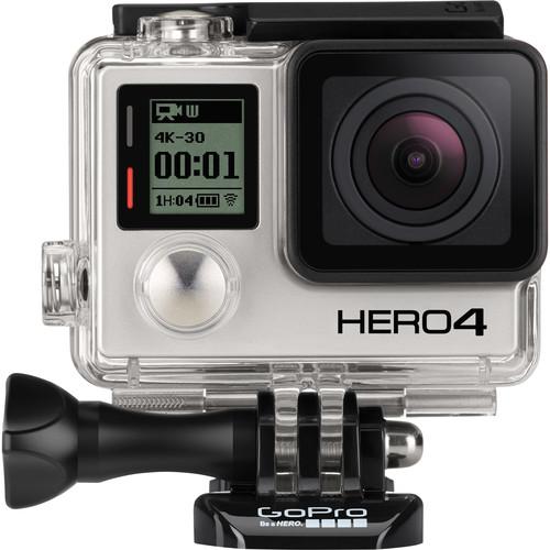GoPro HERO4 Black SyncBac PRO Timecode Kit
