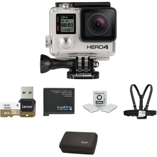GoPro HERO4 Black Winter Kit