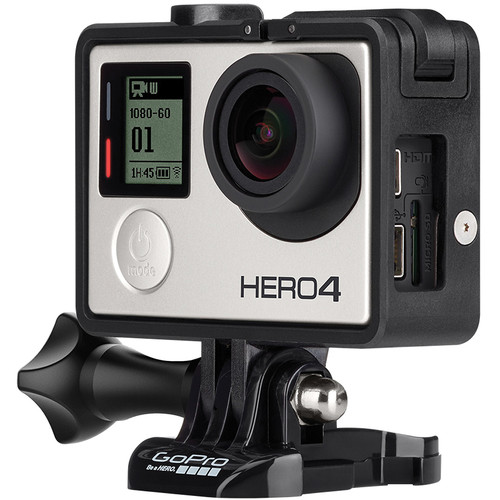 GoPro HERO4 Silver and WD 2TB My Passport Wireless Kit (Music Edition)