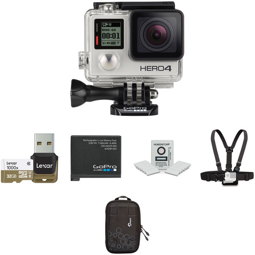 GoPro HERO4 Silver Winter Kit