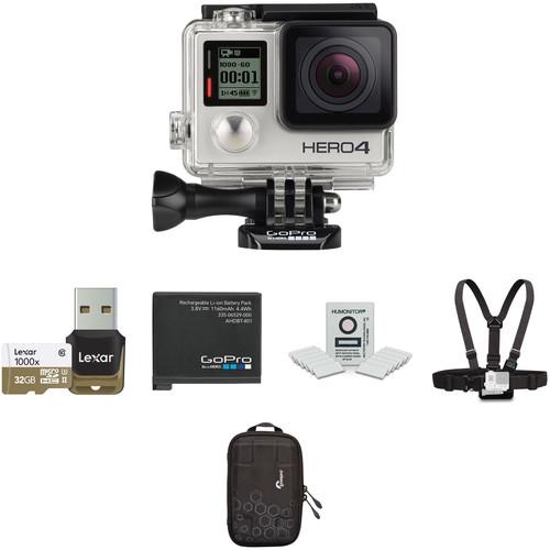 GoPro HERO4 Silver Winter Kit