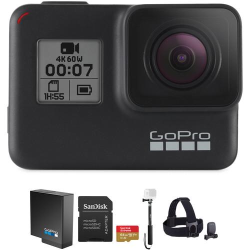 GoPro HERO7 Black Basic Kit