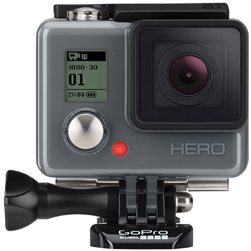 GoPro HERO and WD 2TB My Passport Wireless Kit