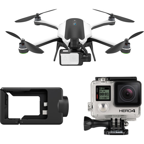 GoPro Karma Quadcopter with HERO4 Black Kit