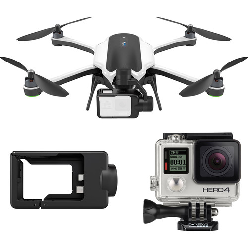 GoPro Karma Quadcopter with HERO4 Silver Kit