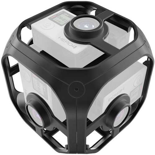 GoPro OMNI Rig with Battery Kit