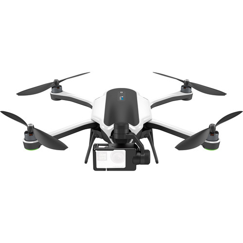 GoPro Karma Quadcopter with Harness for HERO4 Black/Silver