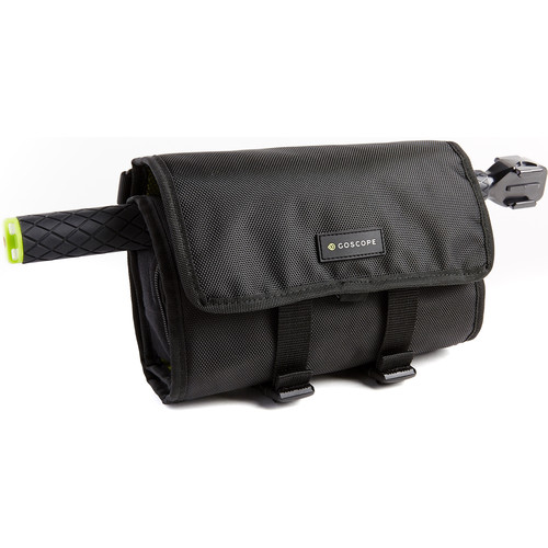 GoScope Goscope Pro Flex Case Roll  Go Storage Case   For All Gopro Cameras  And Accessories