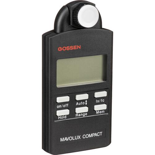 Gossen MAVOLUX COMPACT Light Meter
