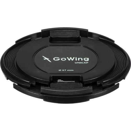 GoWing Large Uni Cap (67-82mm, Black)