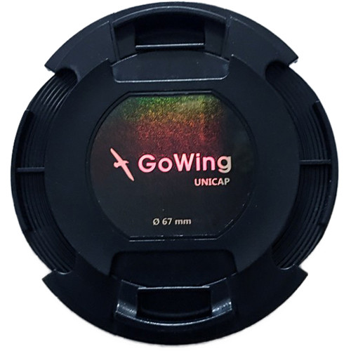 GoWing Small Uni Cap (43-62mm, Black)