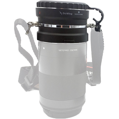 GoWing Lens Flipper for Canon EF-M Lenses