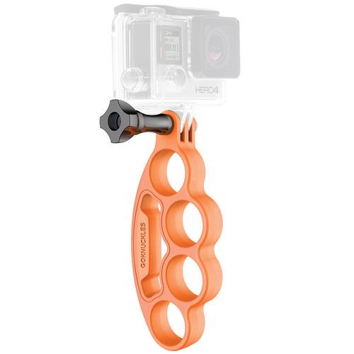 GoWorx GoKnuckles for GoPro HERO (Orange)