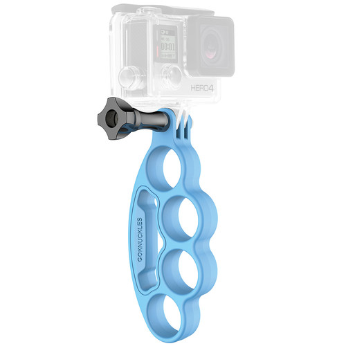 GoWorx GoKnuckles for GoPro HERO (Blue)