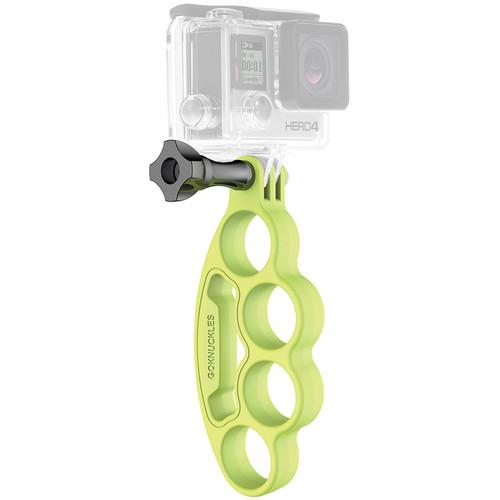 GoWorx GoKnuckles for GoPro HERO (Green)