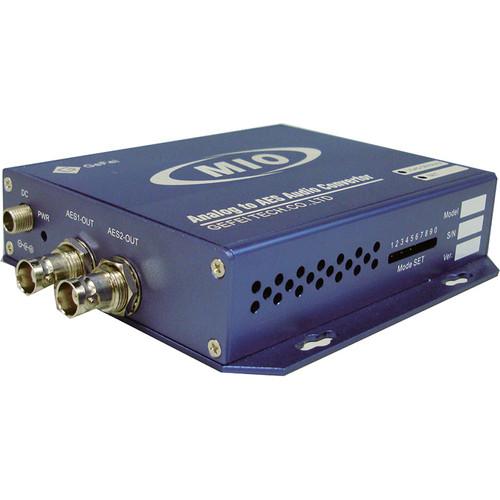 Gra-Vue MIO AD-AUD Analog Audio to AES Converter