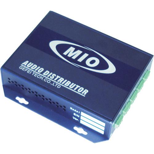 Gra-Vue MIO ADA 1 Input / 4 Output Analog Audio Distribution Amplifier