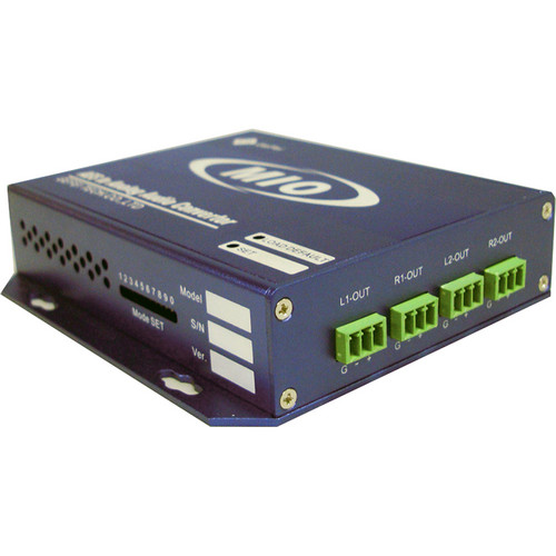 Gra-Vue MIO DA-AUD AES to Analog Audio Converter