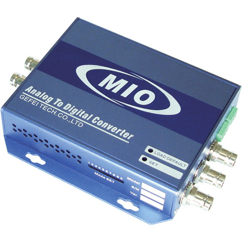 Gra-Vue MIO DEC-AUD Analog Video & Audio to SDI Mini Converter