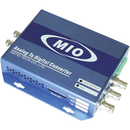 Gra-Vue MIO DEC-AUD Analog Video & Audio to SDI Mini Converter