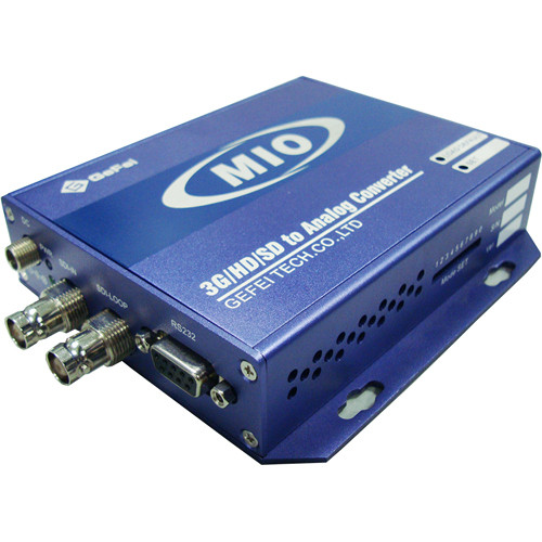 Gra-Vue MIO ENC-HD-AUD 3G/HD/SD to Analog Video and Audio Converter