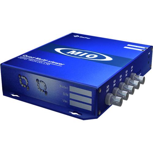Gra-Vue MIO MVS-4HD Mini Box Quad HD/SD-SDI Multi-Viewer