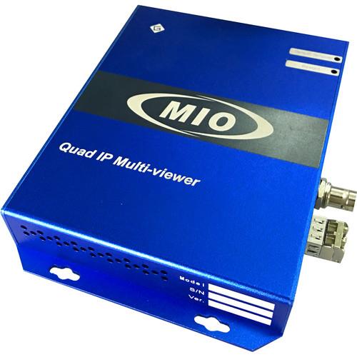Gra-Vue MIO MVS-4IP HD-SDI Input Multi-Viewer