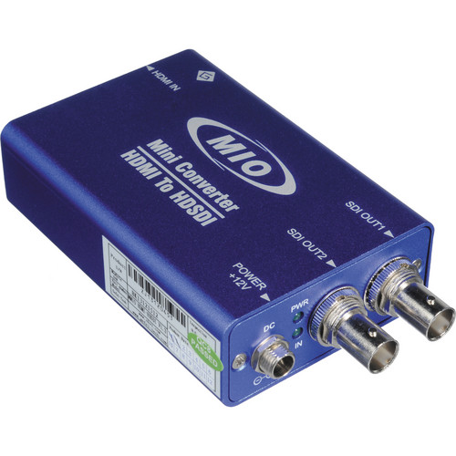 Gra-Vue MMIO HDMI to Dual SDI Video Converter