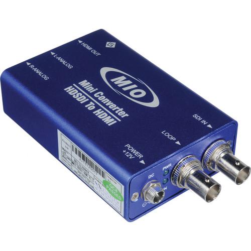 Gra-Vue MMIO SDI to HDMI Video Converter
