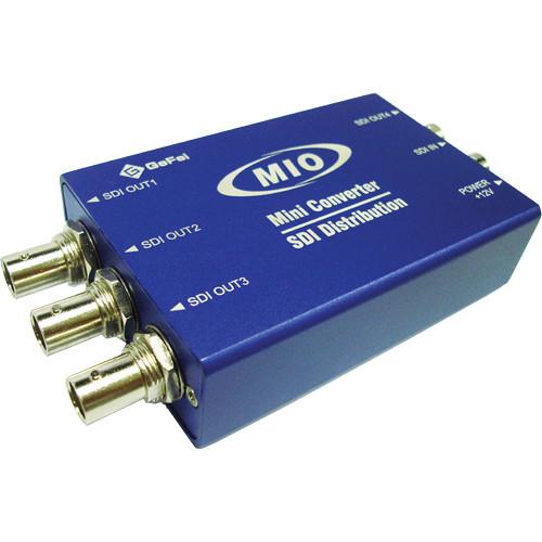 Gra-Vue 1 Input / 4 Output 3G/HD/SD-SDI Video Distribution Amplifier