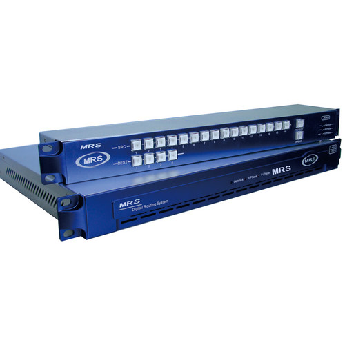Gra-Vue MRS 1604-HS Router with Remote Panel