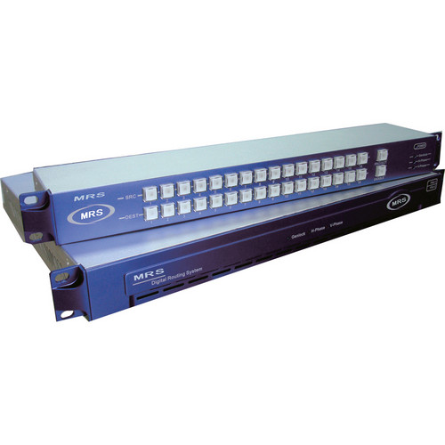 Gra-Vue MRS 1616-HS Router with Remote Panel